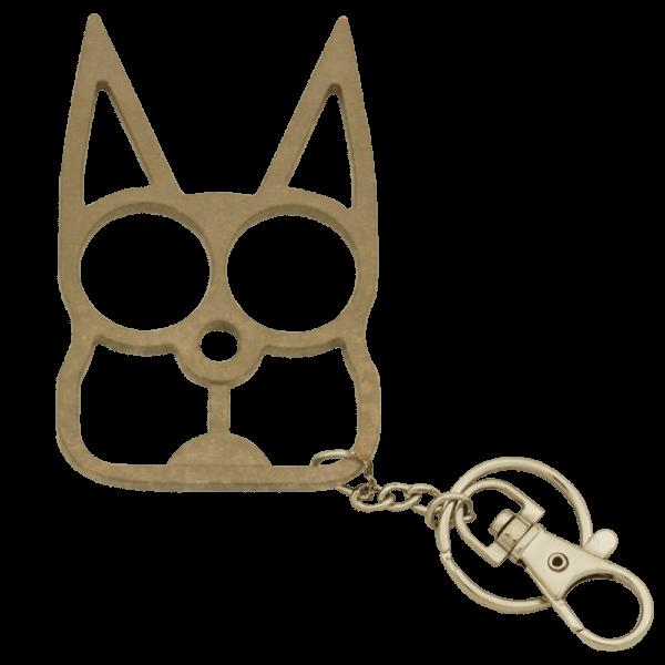 Cat Attack Keychain