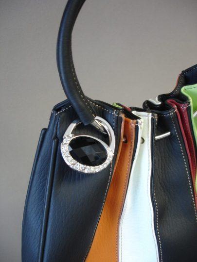 Hooked On Bling - Folding Bag Hanger