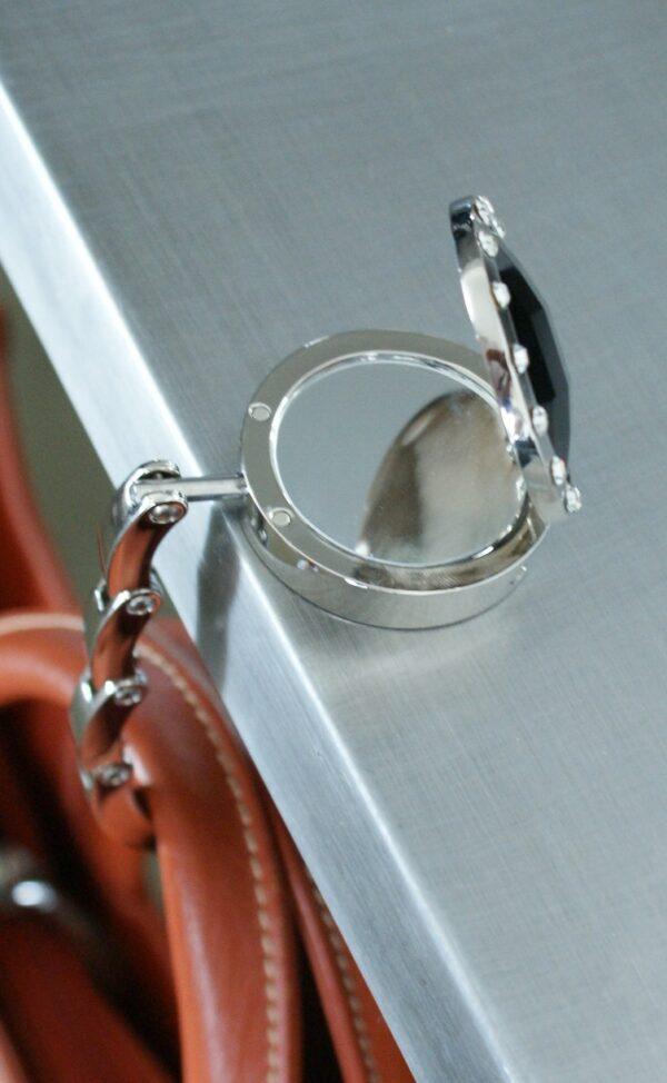 Folding Compact Mirror Hangers