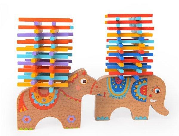 Horse Balancing Stack