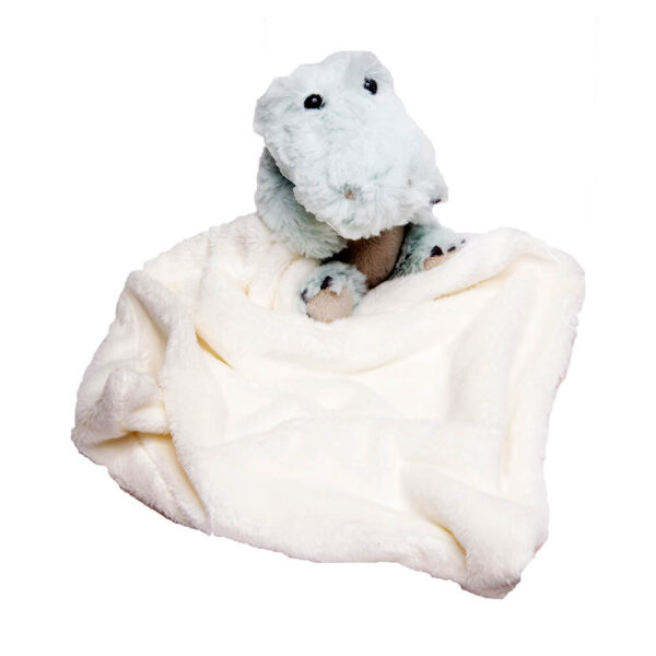 Croc-a-saurus Cuddle Blanket