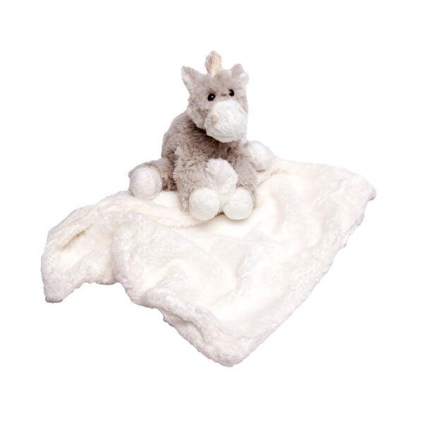 Natural Horse Cuddle Blanket