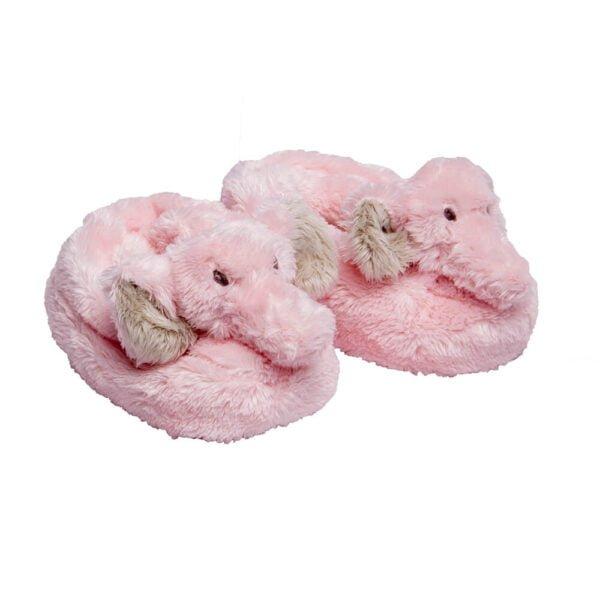 Pink Ellie Slippers
