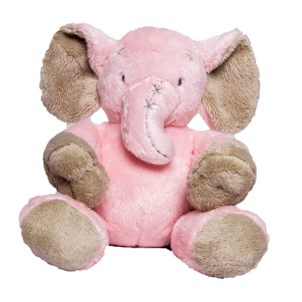 Pink Ellie Plush 30cm