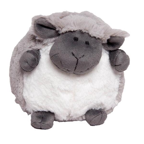 Grey Chubby Sheep 20cm