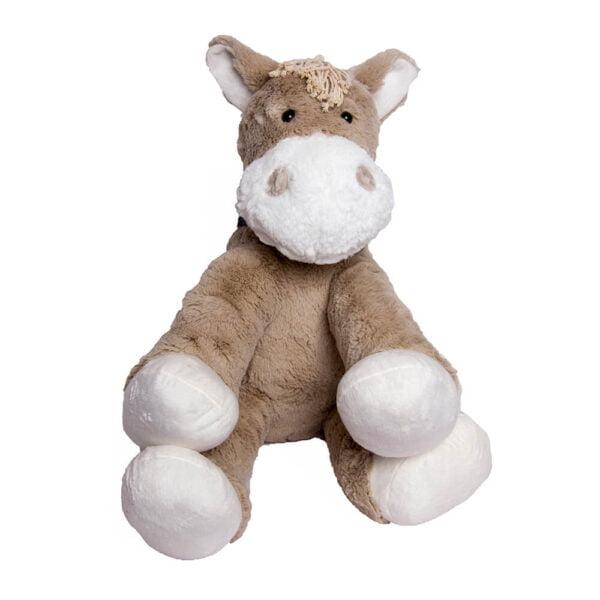 Brown Horse Plush 30cm