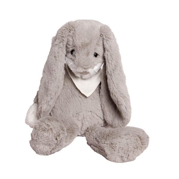 Grey Bunny Plush 30cm