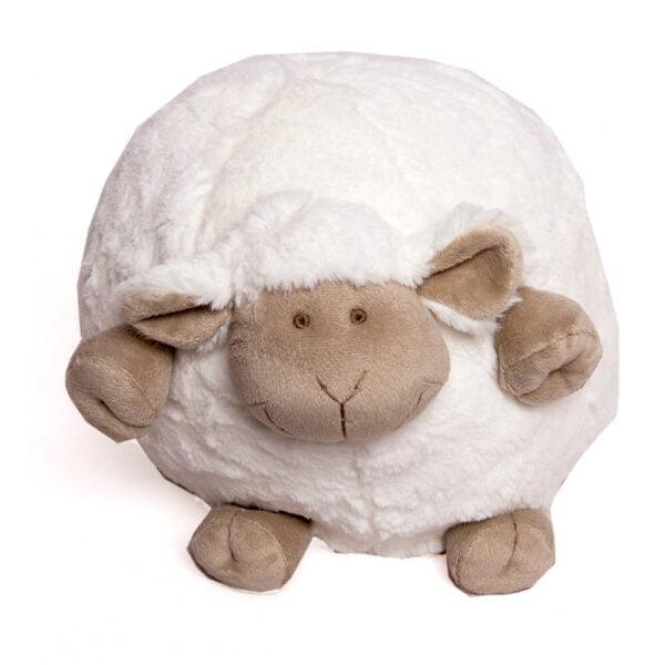 White Chubby Sheep 20cm