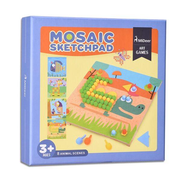 Mosaic Sketch Pad