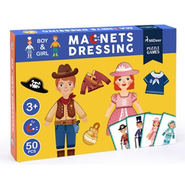 Magnets Dressing