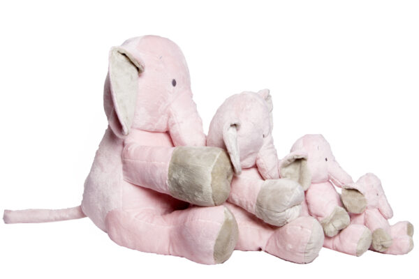 Pink Ellie Plush 20cm