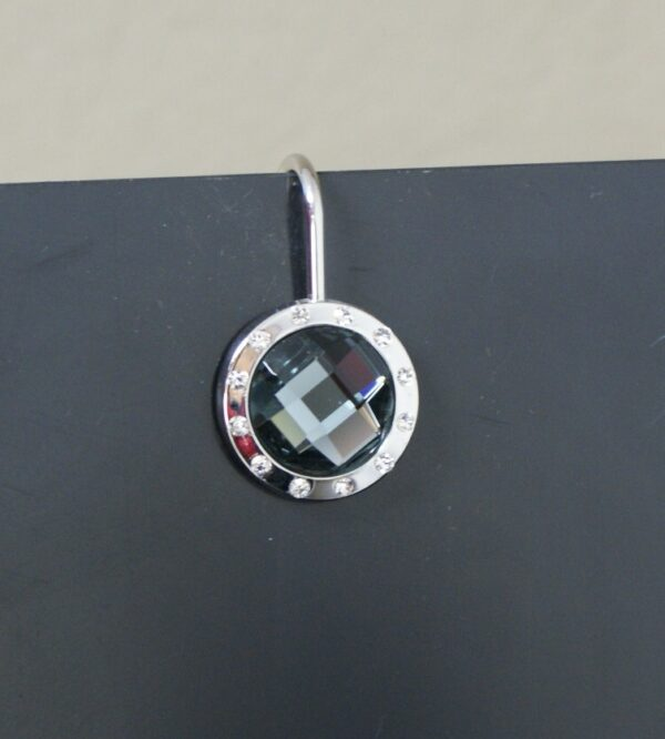 Round Bling Key Finders
