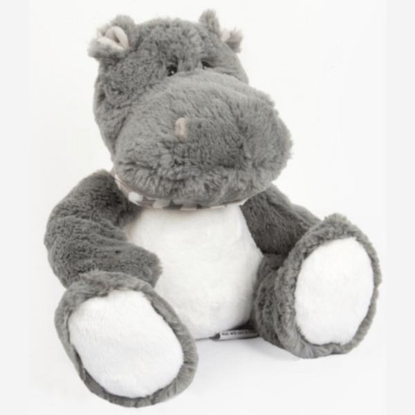Hippo Plush Toy