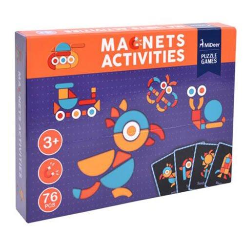 Magnets Activities