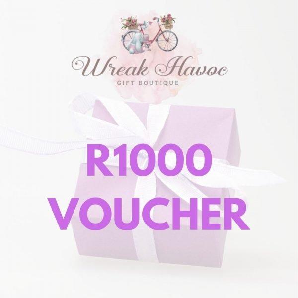 Wreak Havoc Online Gift Card - R1000