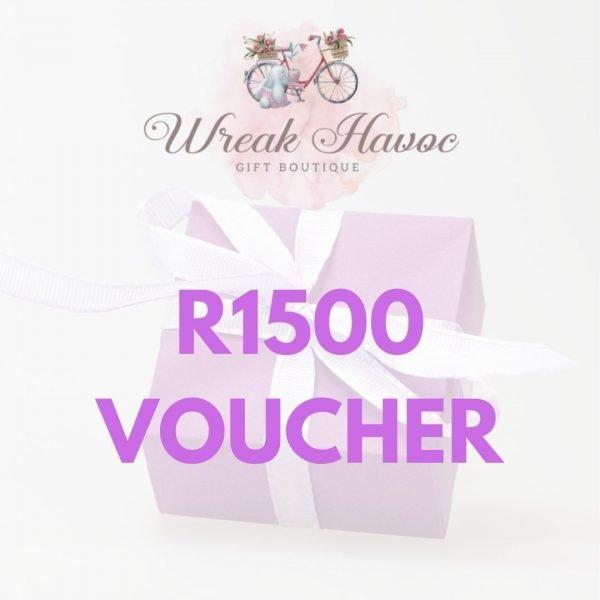 Wreak Havoc Online Gift Card - R1500