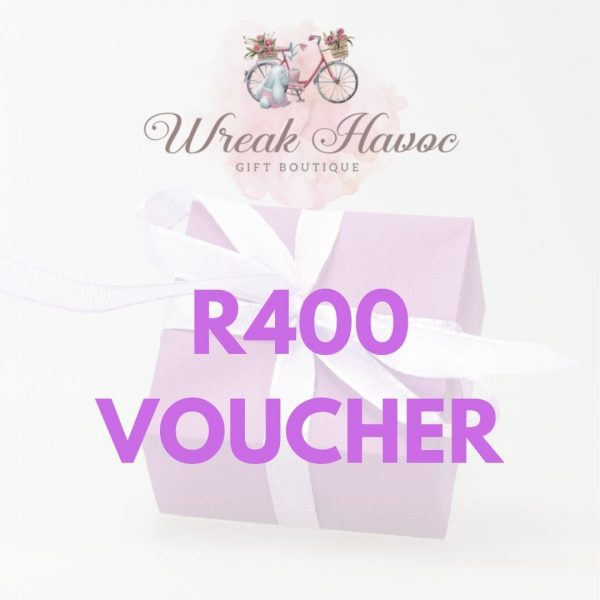 Wreak Havoc Online Gift Card - R400