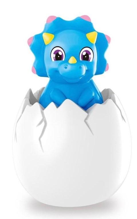 Egg Night Light - Blue Dinosaur