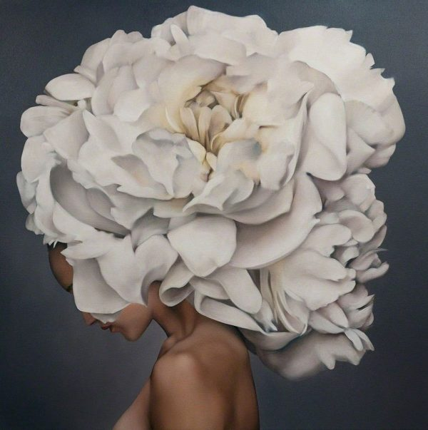 Paint By Numbers - Flower Girl 6 (Pre-Order)