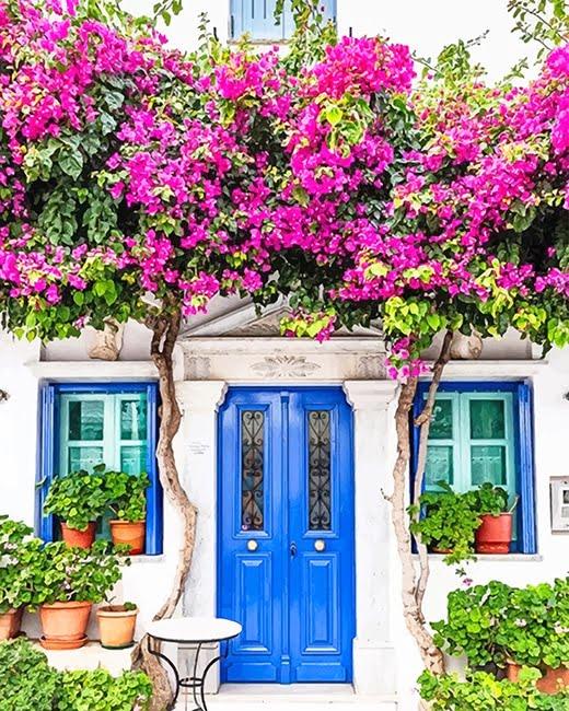 Paint By Numbers - Blue Door (Pre-Order)